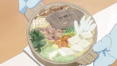 Potrawka z żółwia. Prawie jak Shokugeki no Soma.