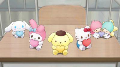 Sanrio Danshi – odcinek 1 « Blog Tanuki.pl